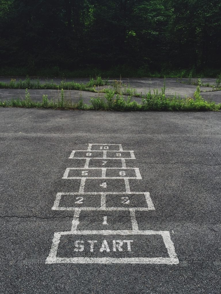 Picture of start line for accountable to you bookkeeping