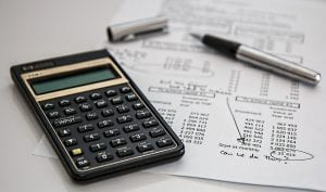 Image of calculator bookkeeping sioux falls sd